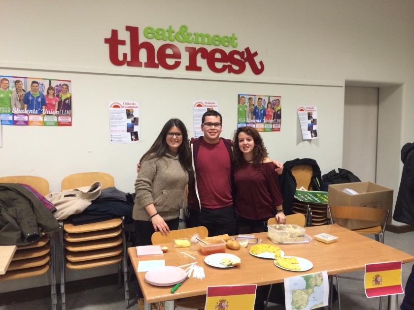 DIT International Food Fundraiser