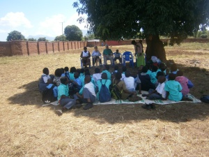 "Chifundo Foundation Zomba Malawi Third World Education Development ""John Cogavin"" ""Elaine Cogavin"""