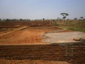 Chifundo Learning Centre construction Malawi education Ireland
