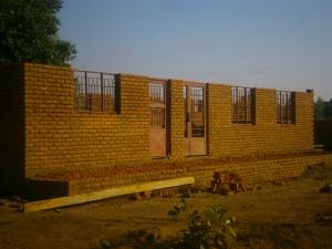 Chifundo Learning Centre construction Malawi education Ireland