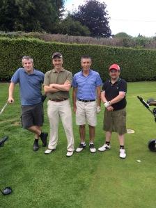 Drermot Cahill's Golf 101